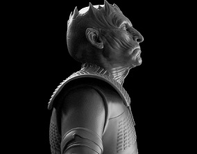 Night King Bust 3 - Game of 3D printable model