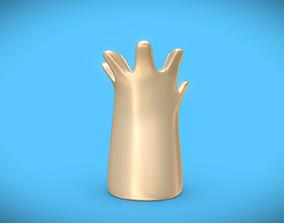 Vase 2 hand 3D printable model