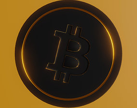 3D asset realtime Bitcoin