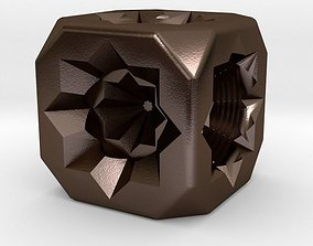 art home Dice 3D printable model
