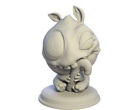 Desktop figure Sweet-tooth 3D print model