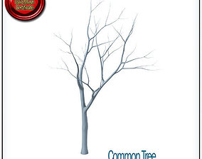 Common Tree STL Printable