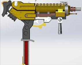 sombra Bride gun Overwatch Cosplay separate for