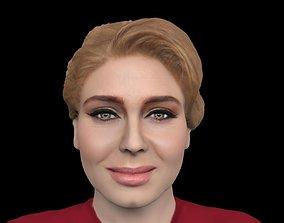 Singers pack Bieber Rihanna Shakira Adele full color 3D 1