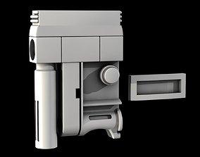 3D print model Star Wars Rogue one At-Act Helmet Nurnies