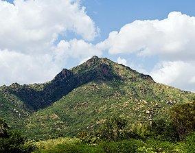 thiruvannamalai hill 3d