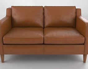 Hamilton sofa two seats 3D