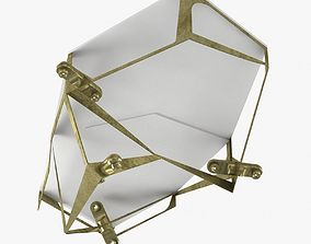 DC 1624 chandelier by Vincenzo De Cotiis 3D