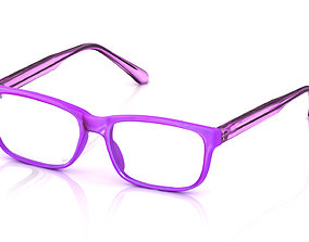 Eyeglasses for Men and Women 3D print model