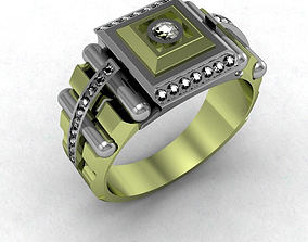 3D print model RINGS FOR MEN n3