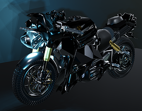 Super Bike 3D model