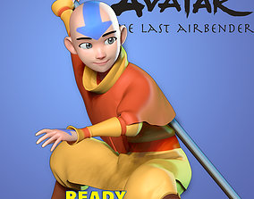 3D print model strength Avatar - The Last Airbender