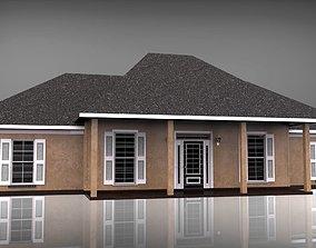 private 3D model Private House
