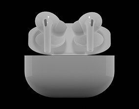 Airpod Pro - Apple - 3D Model ipad