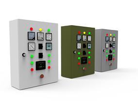3D Panel switch box