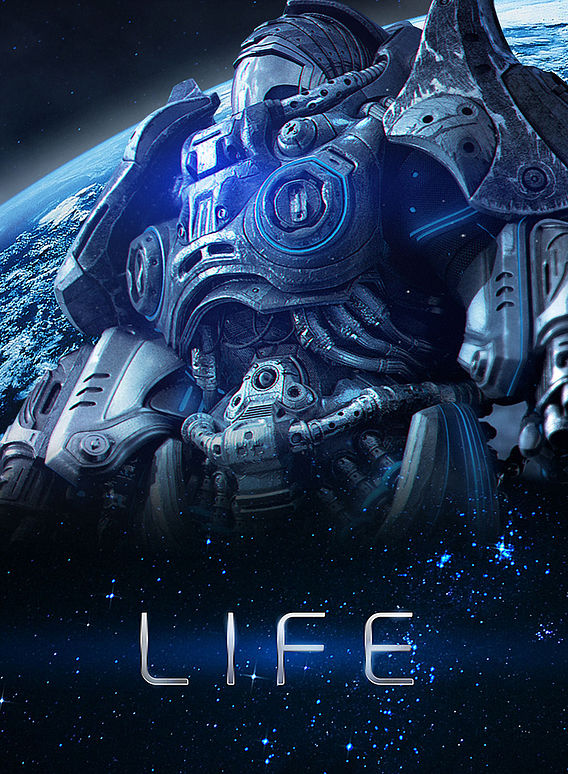 LIFE by Pixelhunters