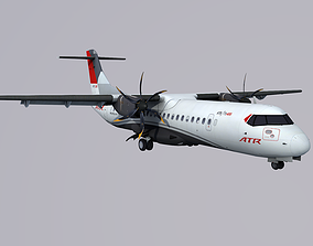 3D model ATR 72-600