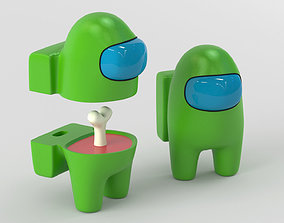 Among Us games 3D print model