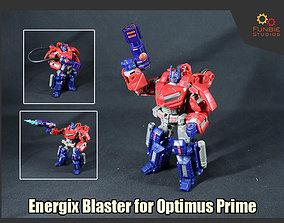 Energix Blaster for Optimus Prime 3D print model