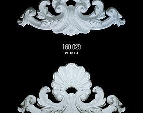 decoration carved 3D Decorative Onlay