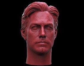 Ben Affleck -Bruce Wayne Head 3D printable model