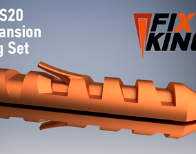 S4-S20 Expansion Plug Set by FIXKING 3D printable model 2