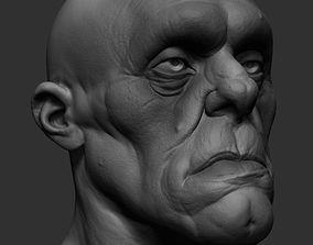 Creature Bor 3D model
