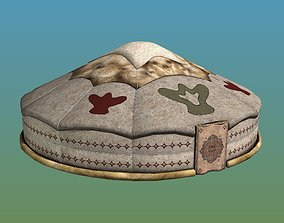 Yurt of the Khan 3D model
