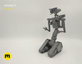 3D printable model Johnny 5