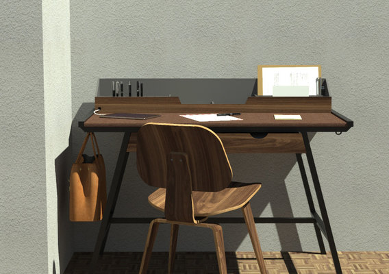 Home office Work station 2