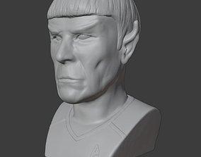 3D print model Spock