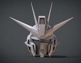 3D printable model Sword Impulse Gundam Head