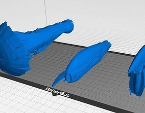 Eve Online - Amarr Capitals 3D print model