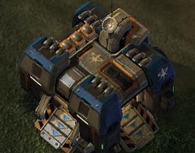 Starcraft Factory 3D printable model