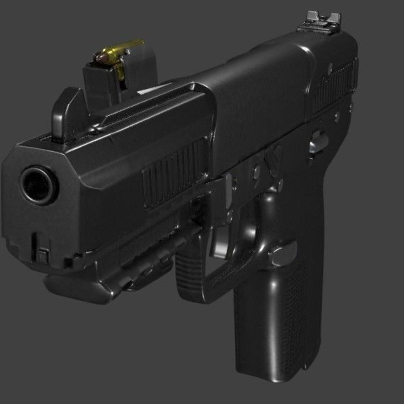 five seven blender renders