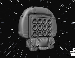Stormtrooper bag - Star Wars 3D printable model