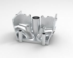 3D print model Car or Motorcycle Engine Cylinder Head