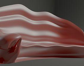 3D model Bionic sofa