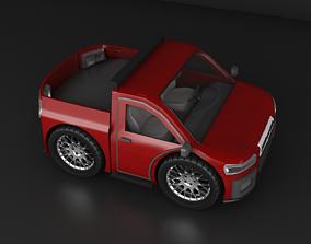 3D Toy car race