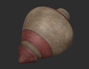 Medieval Spinning Top 2 3D model