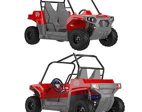UTV FC150-2 3D model
