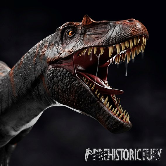 Gorgosaurus / Prehistoric Fury