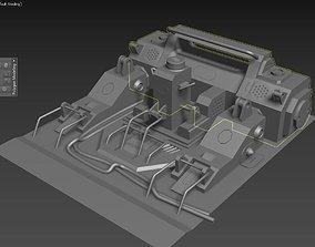 Free Hardsurface 1 3D model