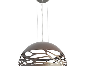 3D model Kelly Dome Pendant Light