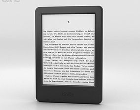 3D model Amazon Kindle Touch Screen E-Reader