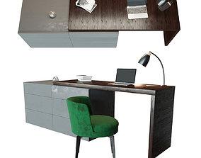 3D model Cabinet San Giacomo Valeo