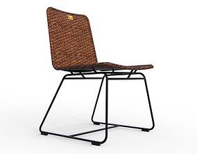 3D asset Marina Side Chair