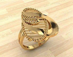 RING 10 3D printable model wedding-ring