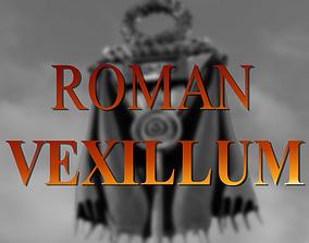 3D model Roman Vexillum