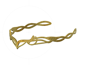 3D print model Elrond Elven Circlet Crown